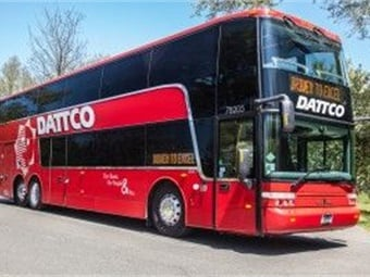 Mark Sullivan's driven famous dignitaries, government officials, professional and collegiate athletes, and tours groups throughout North America. DATTCO
