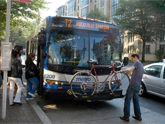 Washington Metropolitan Area Transit Authority - Photo: Larry Levine