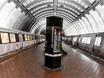 Photo from D.C. Metro's Facebook page.