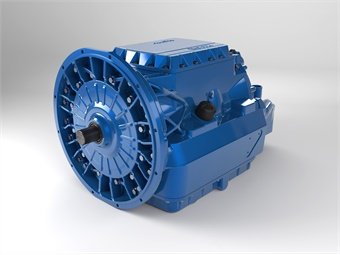 Voith's DIWA.6 transmission benefits include up to 16% fuel savings and less shifting so there is less wear and higher reliability.