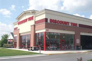 The first Discount Tire store in the northeast Ohio market opened amid heavy competition in October 2013 in Macedonia, a Cleveland suburb.