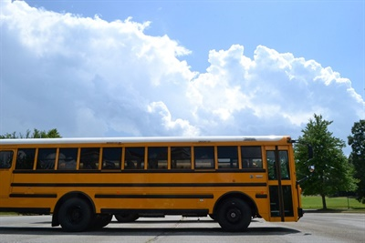 The school transportation industry continues to show its resilience and dedication to students, from providing daily meal delivery service to deploying the big yellow bus as a technology tool in some communities. File photo