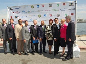 Long Beach, Calif. event.