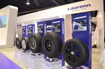 Hankook frames its Laufenn brand around messaging of a simple style that's sensible, but also a capable and confident performer.