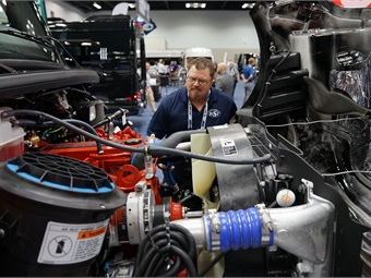 BusCon offers the largest quantity and widest variety of vehicle and products on the show floor, giving attendees the chance to see scores of vehicles.