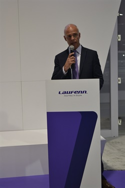 Shawn Denlein says Hankook will continue to support its Laufenn dealers at the point-of-purchase.