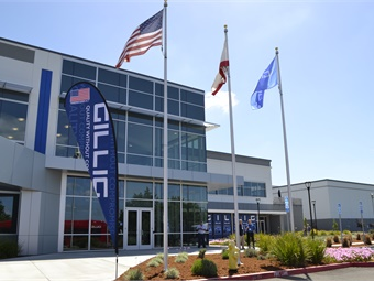 The new battery electric buses will be built at GILLIG's Livermore, California, production facility. Alex Roman