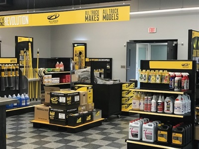 The aftermarket parts supplier recently opened 13 new stand-alone retail locations in North America.