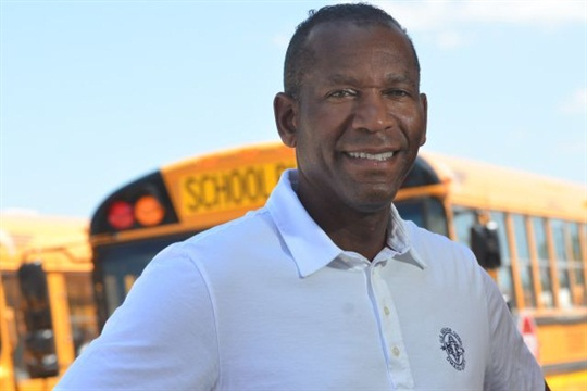 David Prince, general manager of Student Transportation of America's Omaha operation, will now serve as a regional vice president of operations.