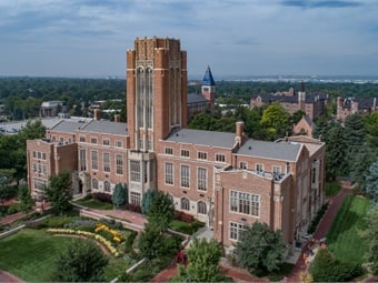 Founded in 1864, the University of Denver is a private research university and the oldest independent private university in the Rocky Mountain region.