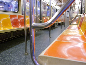 The New York City subway is also fire retardant and protected against poisonous gases if a fire does occur.