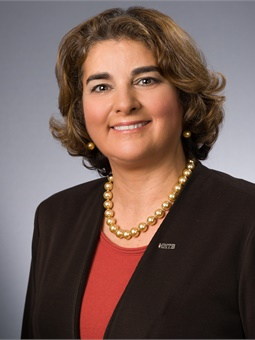 As president of HNTB's Mid-Atlantic Division, Diana Mendes oversees six states and the District of Columbia.