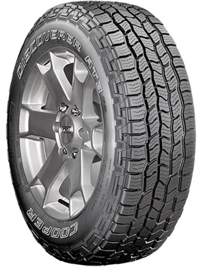 The new AT3 4S offers a 65,000-mile warranty and is available in 37 sizes from 15- to 20-inch rim diameters.