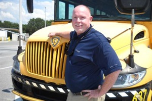 Don Ross, previously of Florida's School District of Manatee County, has been named service director for LBS South.