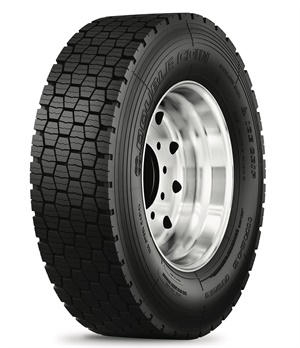 The Double Coin RSD3 is built to handle all types of road conditions and performs exceptionally during winter conditions, according to CMA.