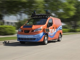 DCTA recently wrapped an autonomous vehicle pilot with one of its non-financially contributing entities, the City of Frisco Transportation Management Association, and technology solutions provider Drive a.i.drive.ai