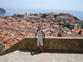 Dubrovnik, Croatia, on coast of the Adriatic Sea, is listed as a UNESCO World Heritage site. Ryan Croft