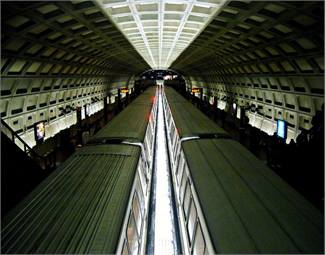 Dupont Circle Station photo by NCinDC via Flickr