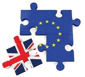 The UK leaves the European Union.