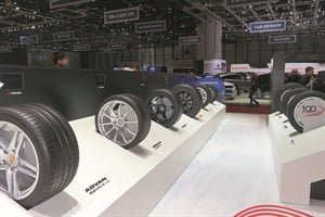 Yokohama Europe celebrated its 100th birthday with four new tires and the return of the A008P.
