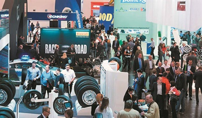 European tire shows are reaching a crisis point! Here we have Germany's Reiffen Essen trade show, the Autopromotec in Italy and the Tire Technology Expo in Germany.