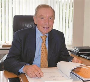 Sir Tom Farmer is one of the European tire market's true legends.