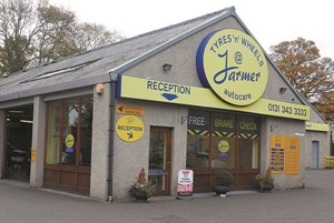 """There are 23 Farmer Autocare locations in Scotland, all approved as """"female friendly."""""""