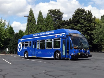 has worked with Pace for over 20 years, providing 665 vehicles to their fleet, including ENC's diesel E-Z Rider II BRT and diesel and CNG Axess BRT models.