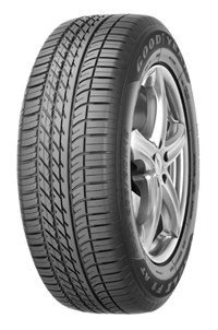 TheEagle F1 Asymmetric SUVUHP tire from Goodyear comes in V-, W- and Y-rated sizes.