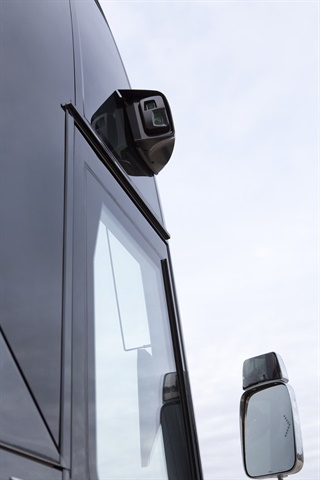With cameras and screens instead of traditional mirrors, eMirrors offer a significantly larger field of view eliminating side-by-side blind spot.
