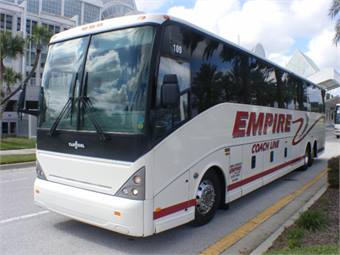 Empire Coach Expands Equips Fleet With Electronic Logging