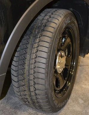 Goodyear says the Eagle Enforcer All Weather tire will be available in sizes 265/60R17, 225/60R18 and 245/55R18.