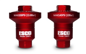 ESCO says its new air pressure reducers new air pressure reducers are designed to provide a solution to the damaging effects of over-pressurized pneumatic tools.