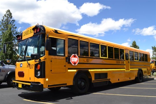 Following a motorcoach association's response to an SBF article, Chris Ellison of Eugene School District clarifies details about the district's charter-style school buses.