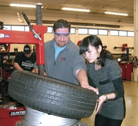TIA provides safety training and education specific to tire dealerships.