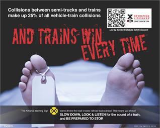 Photo courtesy Operation Lifesaver Inc.