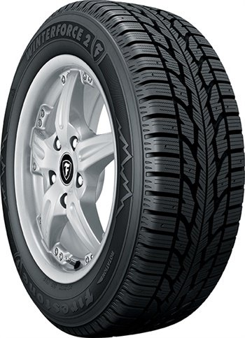 The new Firestone Winterforce 2 and Winterforce 2UV tires are available in 52 sizes.