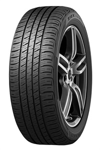 The upgrade to this Falken Ziex CT50 is on its way to the U.S. later this year. Look for the Ziex CT60 for CUVs,