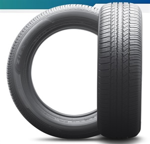 The Ziex ZE001 A/S tire will be fitted on the redesigned 2019 Subaru Forester.
