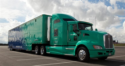 Sumitomo's plant near Buffalo, N.Y., manufactures medium truck tires, plus passenger and light truck tires.