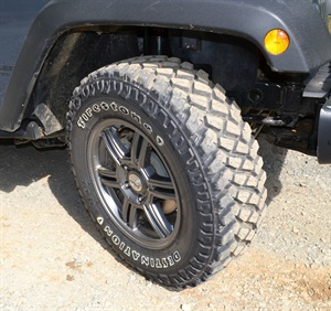 The new Firestone Destination M/T2 tire will be offered in 29 sizes versus 23 for the prior generation tire.