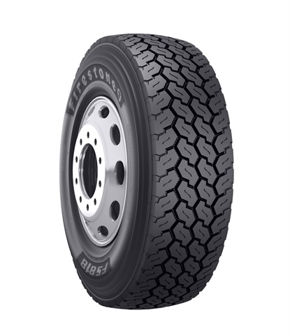 The Firestone FS818 is backed by the brand's 90-day Buy and Try Guarantee.