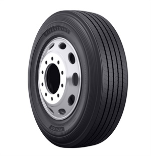 The Firestone FT492 is a trailer tire designed with fuel efficiency in mind. It's available in size 295/75R22.5, with four more sizes coming in November 2019.