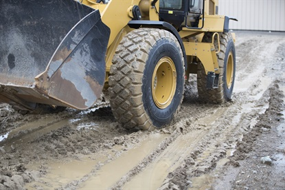 Firestone VersaBuilt OTR tires are designed to offer a versatile option across the construction industry.