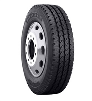 The Firestone Transforce AT2 will be available in size 225/70R19.5 LRG in an N speed rating.