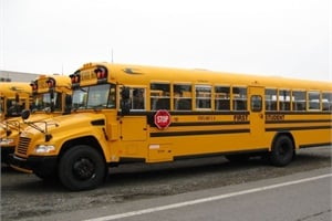 First Student's 86 new Next Generation Propane-Powered Vision school buses will be used by Portland (Ore.) Public Schools.
