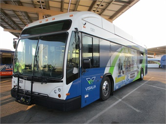 First Transit will provide day-to-day operations and oversight for 87 vehicles, employing 130.