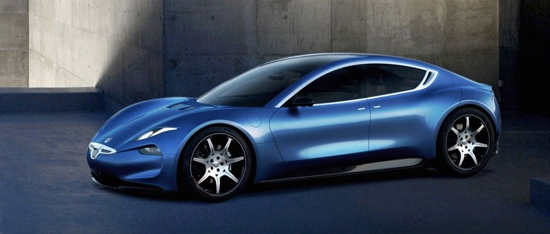 Pirelli will develop summer P Zero tires for the new Fisker EMotion electric vehicle to be released in 2019.