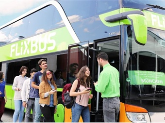 More than 100 million people have traveled with FlixBus since the company launched in Germany in 2013.