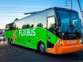 According to a representative passenger survey by FlixMobility, approximately two-thirds of all FlixBus USA passengers have never used an intercity bus.